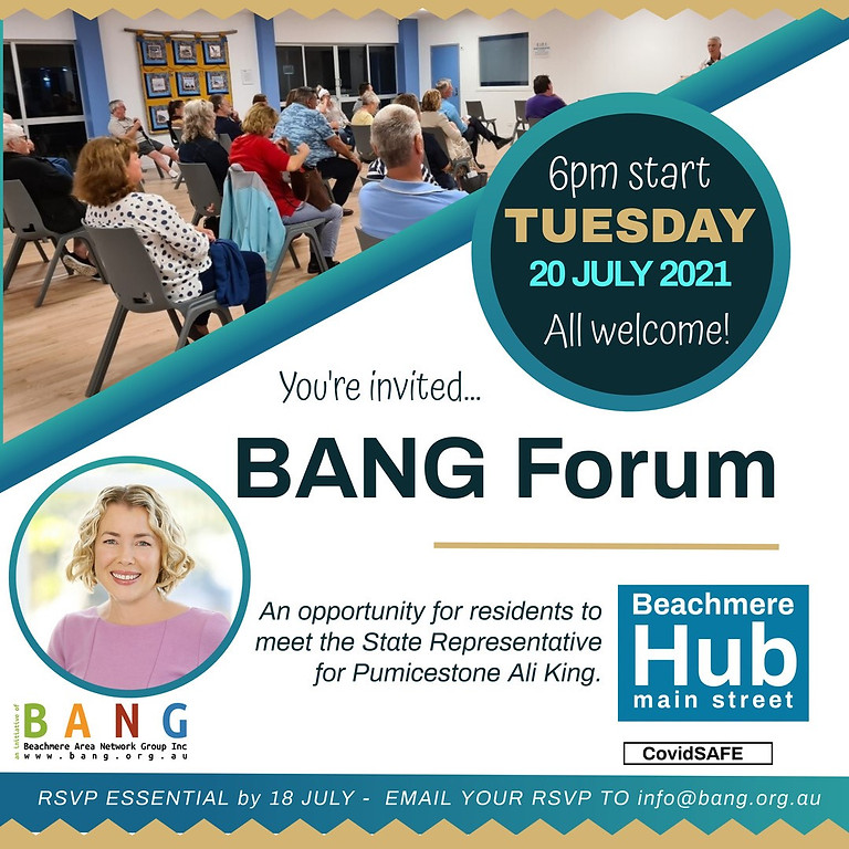 BANG JULY FORUM