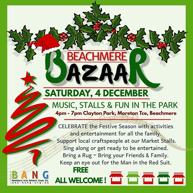 Beachmere Xmas Bazaar & Community Carols