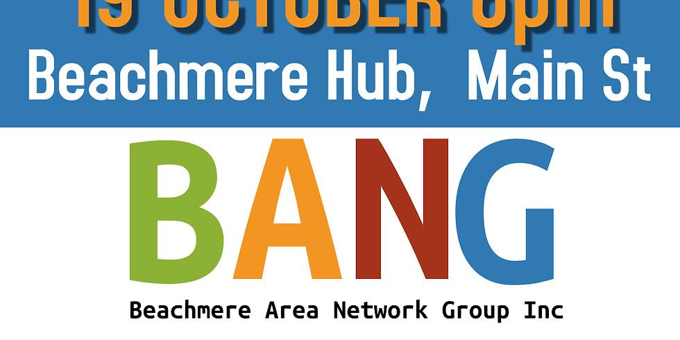 BANG October General Meeting