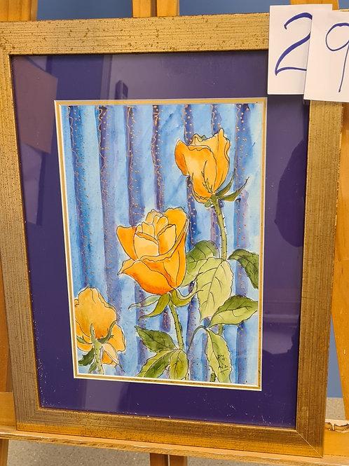 #29 Orange Roses