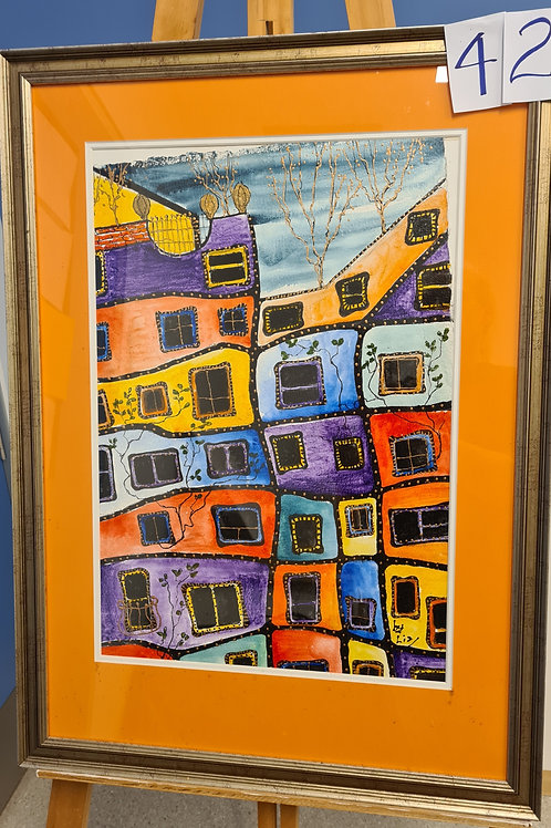 #42 Hundertwasser Windows 2
