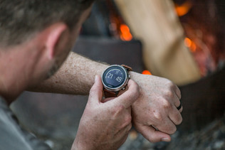 Suunto D5 shoot