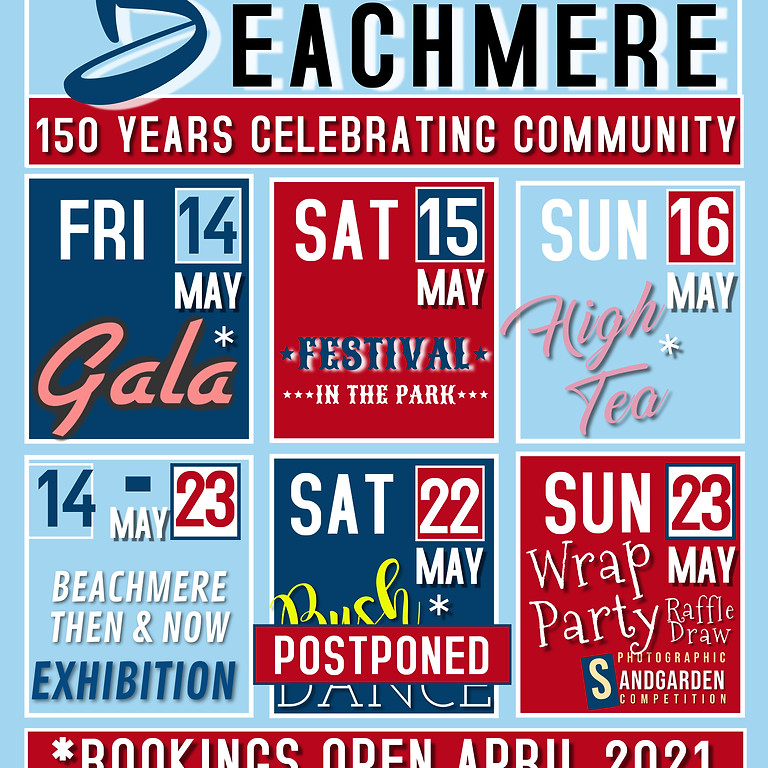 Beachmere Sesquicentenary Celebrations