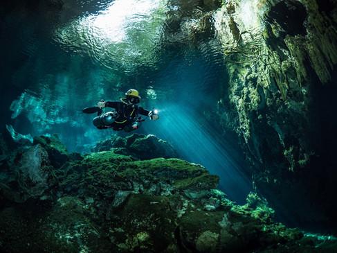 Cenote wonders
