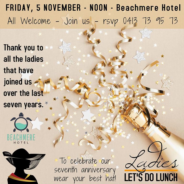 Ladies, Let's Do Lunch November