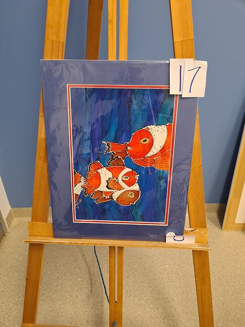 #17 Clown Fish