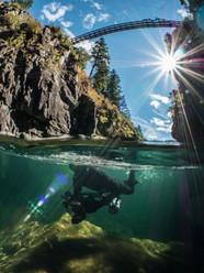 Snorkel Campbell River