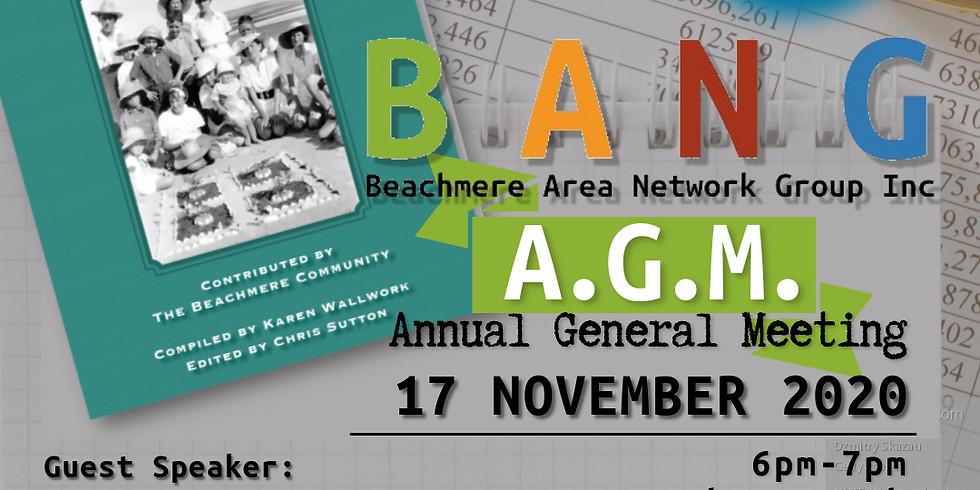BANG Annual General Meeting