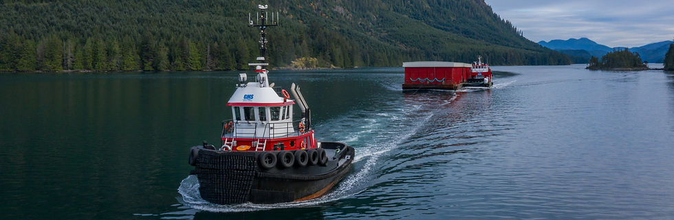 Gemini Marine Services - Inside Passage