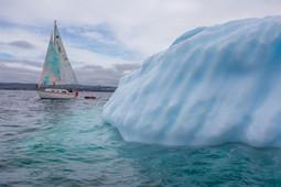 Around the ice