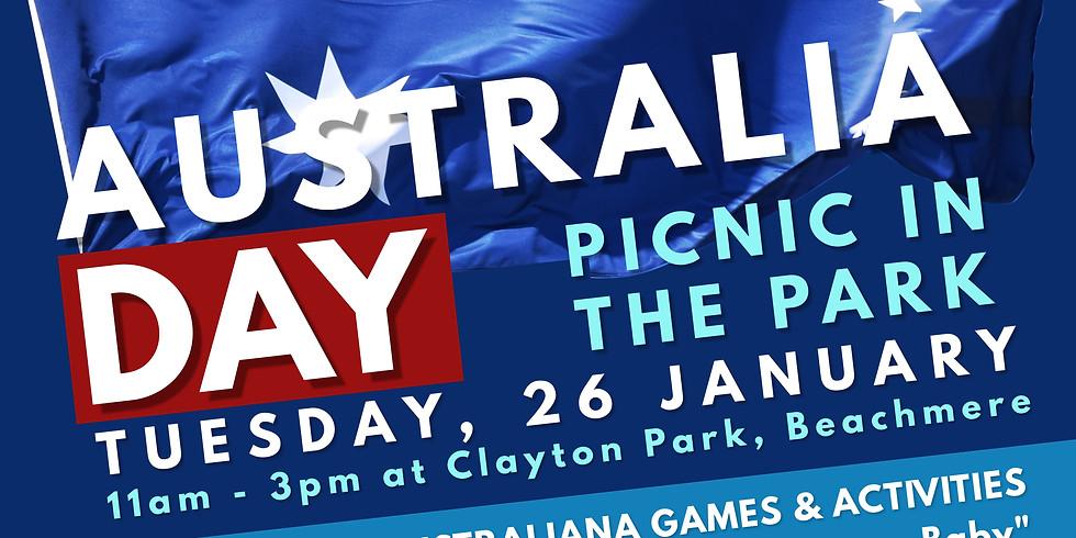Australia Day, Picnic In the Park