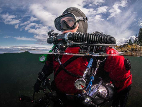Learning the Hollis Prism 2 Rebreather