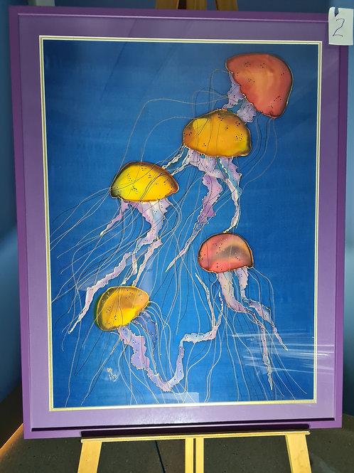 #2 Purple Jellyfish