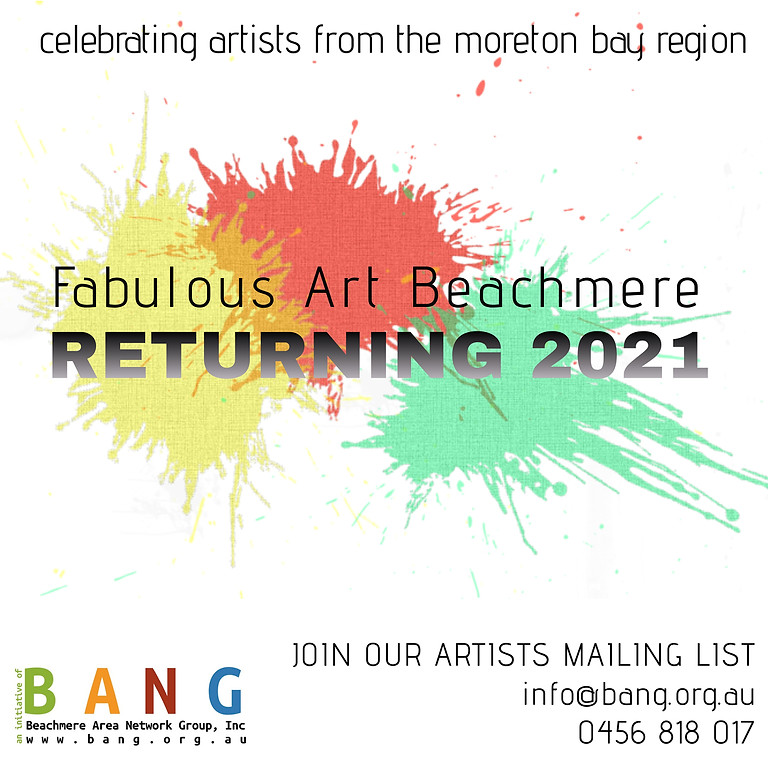 FAB - Fabulous Art Beachmere 2021