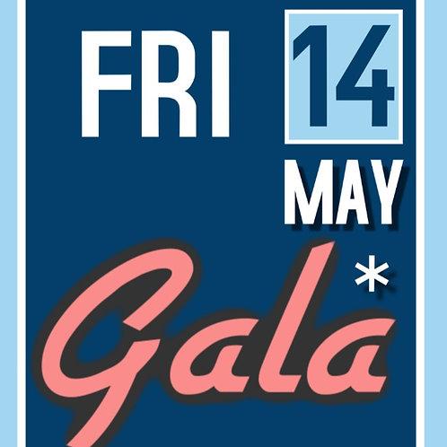Gala - One Adult Ticket
