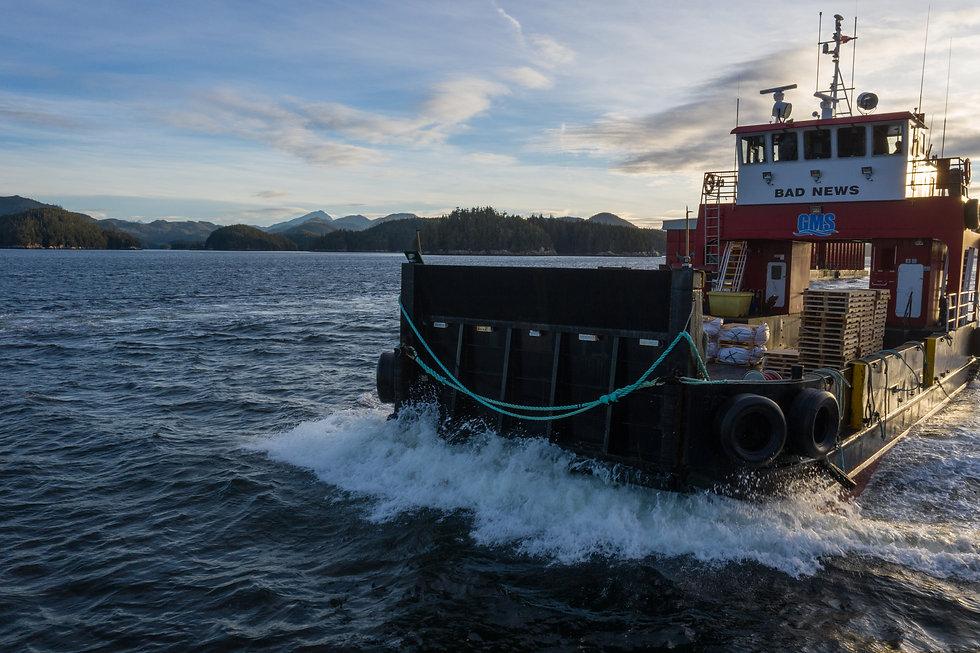 MV Bad News - Gemini Marine Services