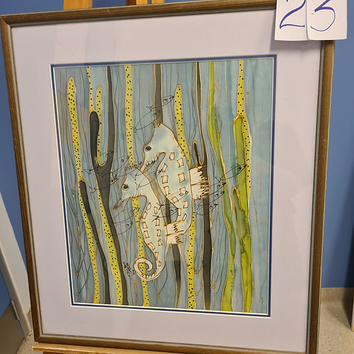#23 Sea Horses