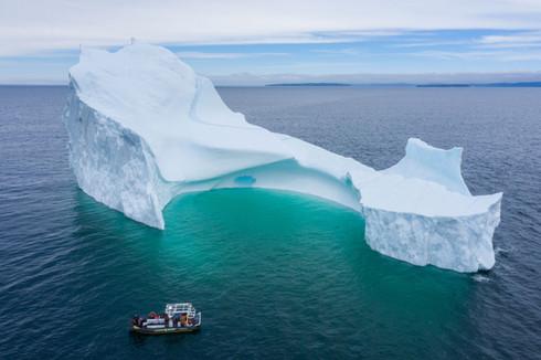 Iceberg right ahead!