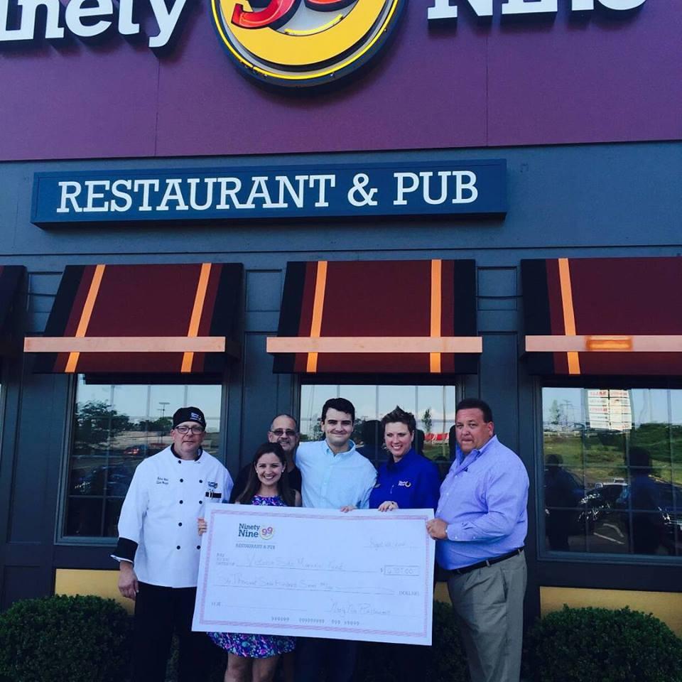 99 Restaurant Donation