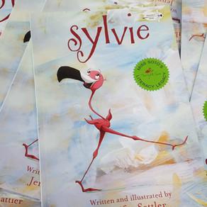 """Miss Soto Literacy Legacy, Flamingo Fun with Author & Illustrator of """"Sylvie"""", Ms."""