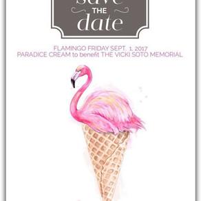 Ice Cream Fundraiser!