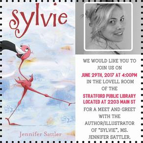 Miss Soto Literacy Legacy, Author Reading
