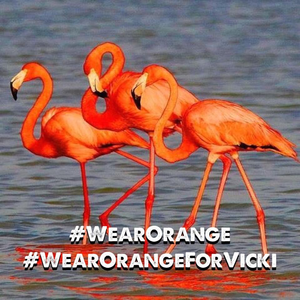#WearOrange2