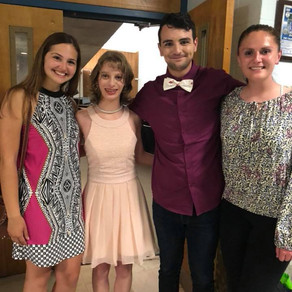 2018 VSMF Bunnell High School Scholarship Winner, Elizabeth Larsen!