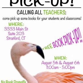 Book Drive! Calling All Teachers!