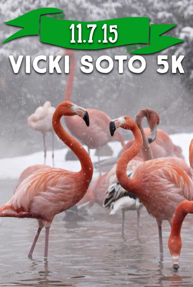 Save The Date 3rd 5K