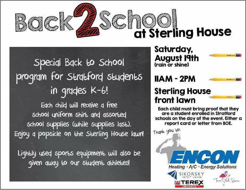 Back2SchoolEvent