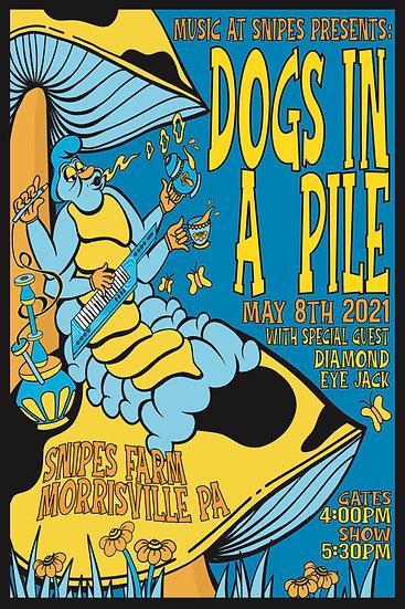 Snipes Farm Event Poster