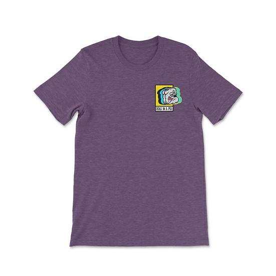 Heather PurpleAlbum T-Shirt