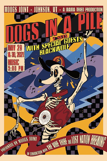 Moogs Joint Event Poster