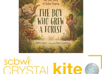 SCBWI Crystal Kite Award