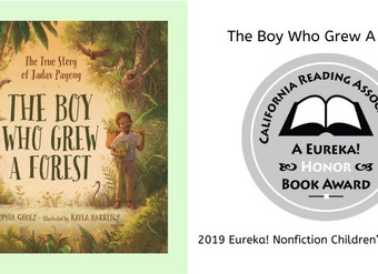 Eureka! Nonfiction Book Award
