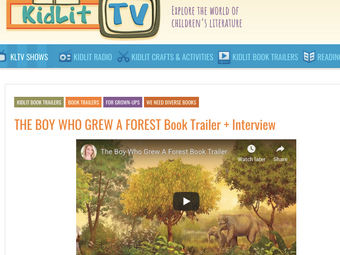 KidLit.TV | Book Trailer Q&A