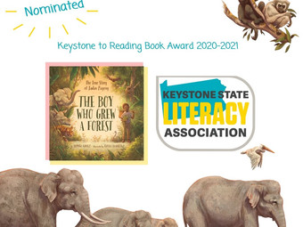 Keystone to Reading Book Award