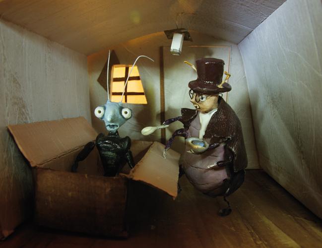 Caligari cercueil