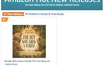 Amazon #1 New Release