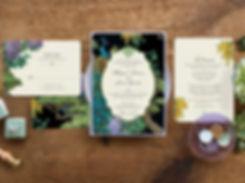 peacock wedding invitations, art nouveau wedding invitations, vintage wedding, wedding invitations, peacock wedding, art nouveau wedding invitations, bird wedding