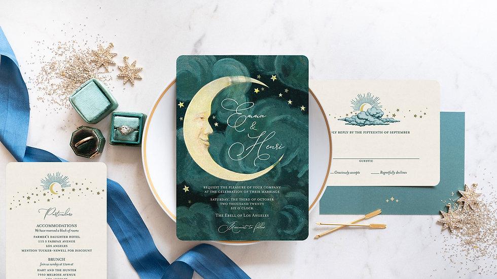 Celestial Wedding - Moonglow