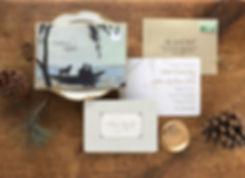 lake wedding invitations, destination wedding invitations