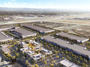 Avion Project at the Burbank Airport