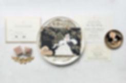 edwardian wedding invitations, vintage wedding invites, art deco wedding, gold wedding invitations