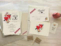 heart wedding invitations, vintage wedding invitations, arrow and heart wedding, 1930s wedding