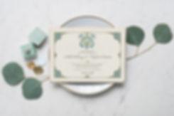 art nouveau wedding, peacock theme wedding, peacock wedding invitations, peacock save the dates, art nouveau wedding invitatios