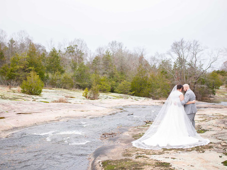An Elegant Creekside Affair in Virginia...