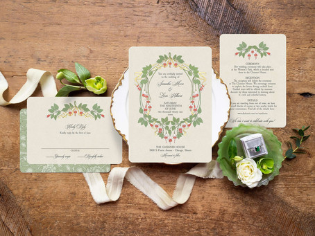 Digital vs Printed Wedding Invitations