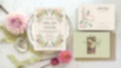 boho wedding invitations, bohemian wedding invitaart nouveau wedding, save the dates, wedding stationery, blush wedding invitations, floral wedding invitations,